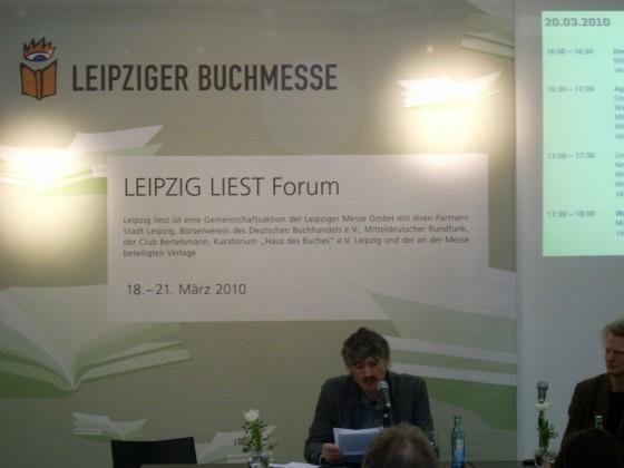 Volker Schopf in Leipzig 1