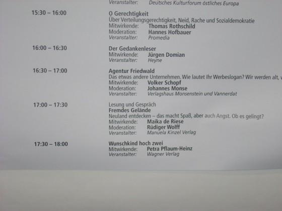 Volker Schopf in Leipzig 2