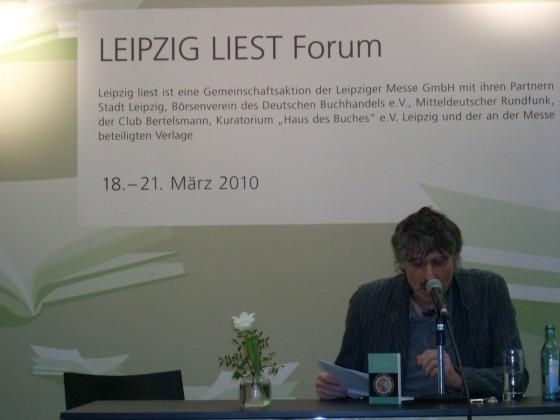 Volker Schopf in Leipzig 3